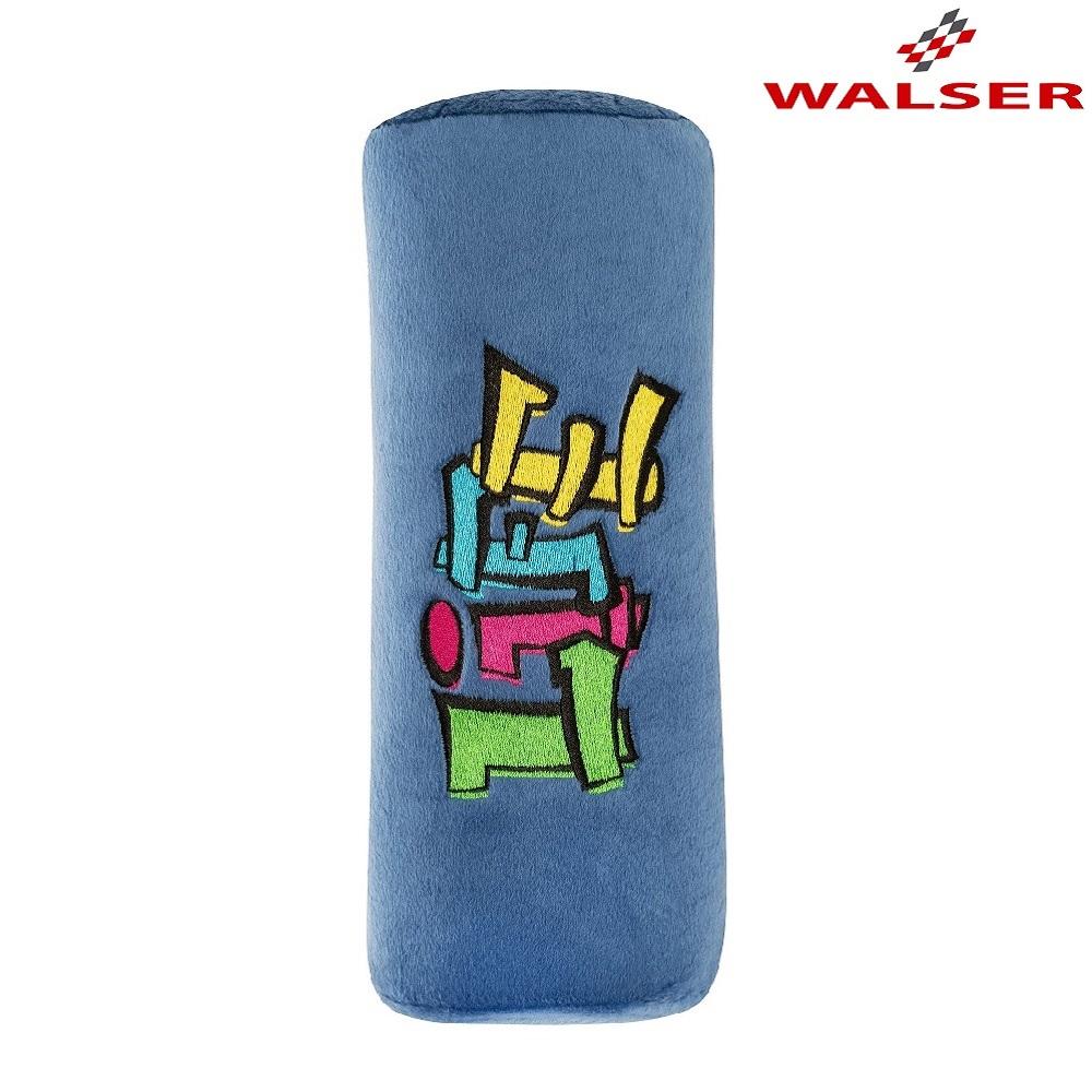 Lasten niskatyyny Walser Graffiti sininen