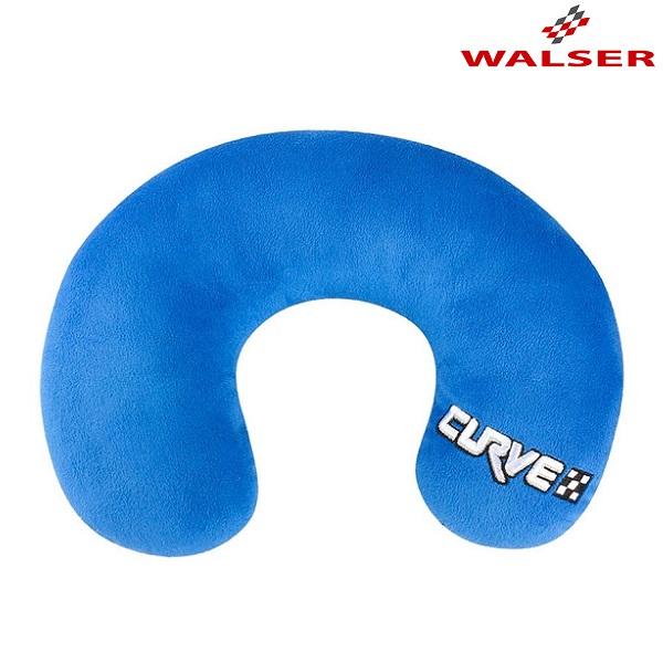 Lasten niskatyyny walser Curvex sininen