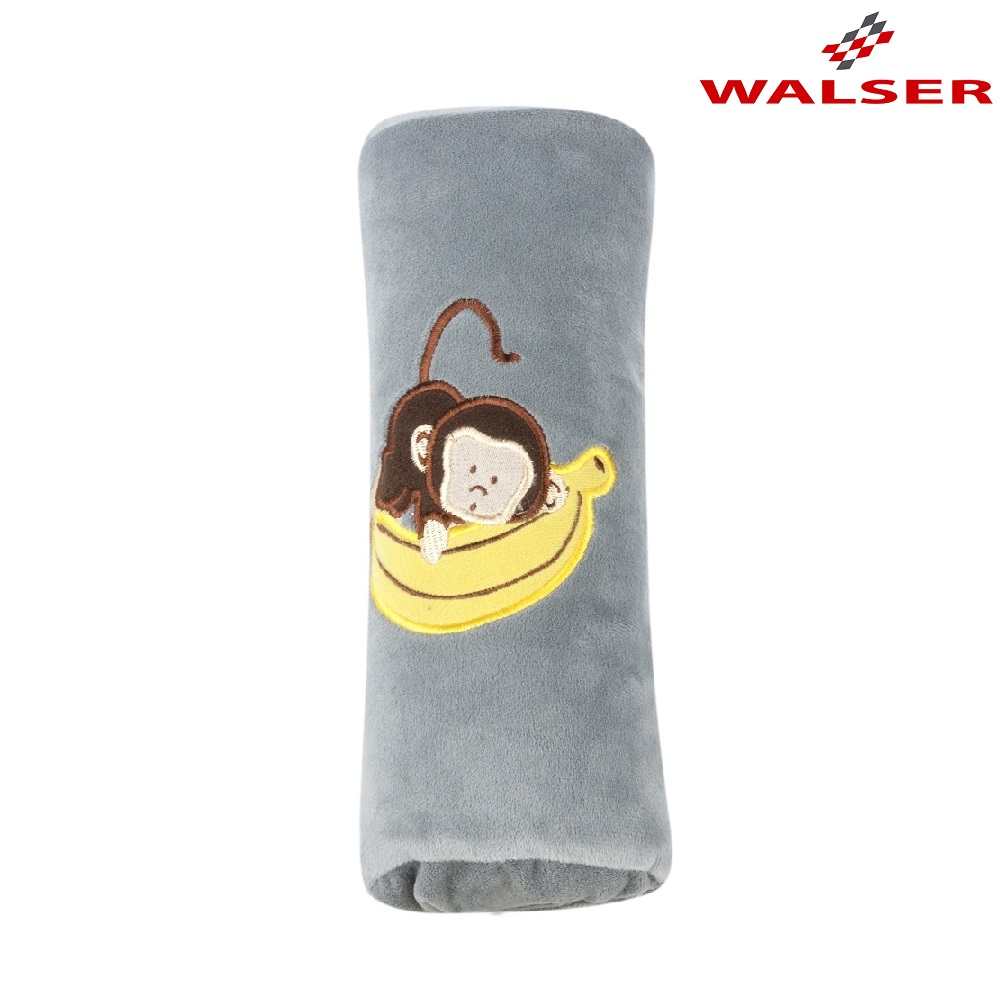 Lasten niskatyyny Walser Monkey harmaa