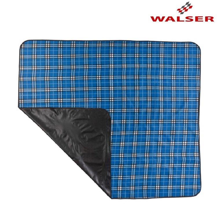 Picknickfilt Walser Nessie Blå