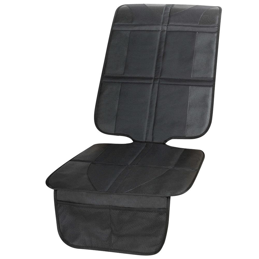 Istuinsuoja autoon Walser premium musta