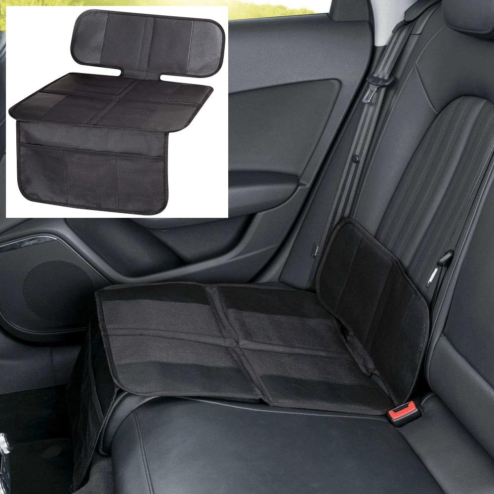 Takapenkin suoja autoon Walser premium musta