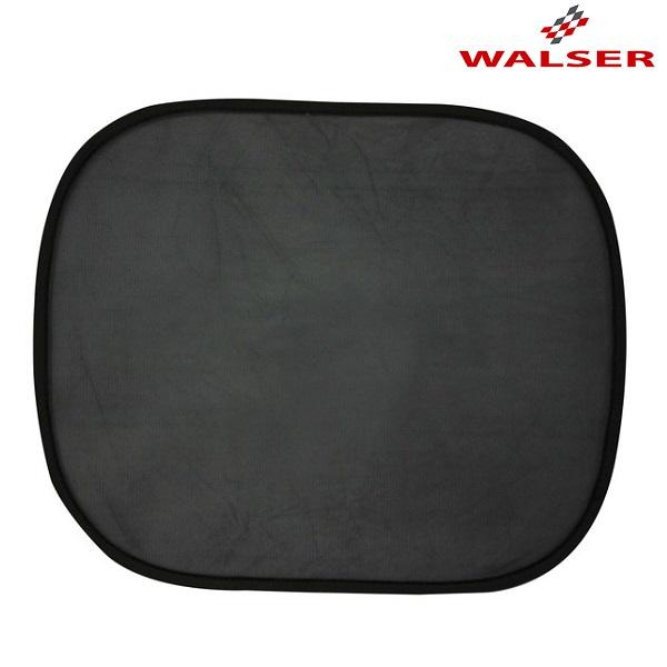 Aurinkosuoja autoon Walser musta
